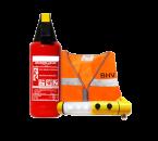Brandpreventiebox Auto B
