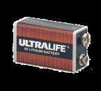 Defibtech Lifeline Lithium Batterij 9 volt