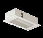Noodverlichting Inbouw RAL9003