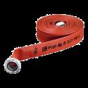 """Brandweerslang Rood 2½"""" 20 mtr Nok 66"""
