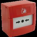 Handmelder Brandmeldinstallatie