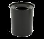 Metalen Vlamdovende Papierbak 20 liter