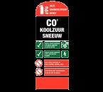 Pictogram Gebruiksaanwijzing CO2 Brandblusser