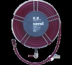 Saval Brandslanghaspel 20 meter Deco S