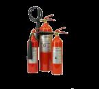 Saval CO2 Brandblusser 5 kilo AK5
