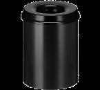 Vlamdovende papierbak 50 liter